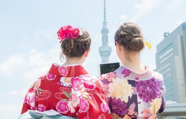 浴衣を着て東京湾納涼船2018♡ 魅力や楽しみ方をチェック