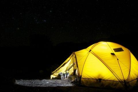 千葉のキャンプ