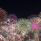 教祖祭PL花火芸術2018☆ゆっくり見れる穴場やスポット情報