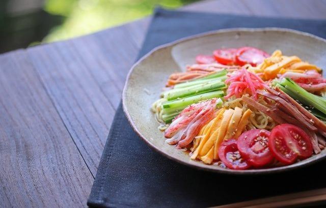冷やし中華レシピ|暑い夏こそ美味しいタレ&具の絶品アレンジ13選
