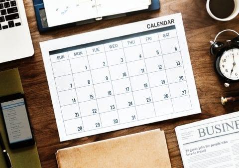 テレワークでの時間管理・スケジュール管理のコツ