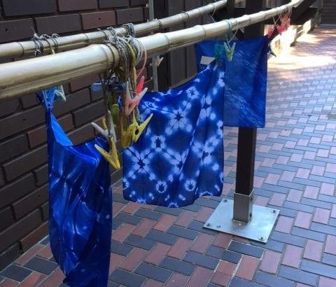 藍染体験できる関西のおすすめ6店|気軽にオリジナル作品を作ろう!