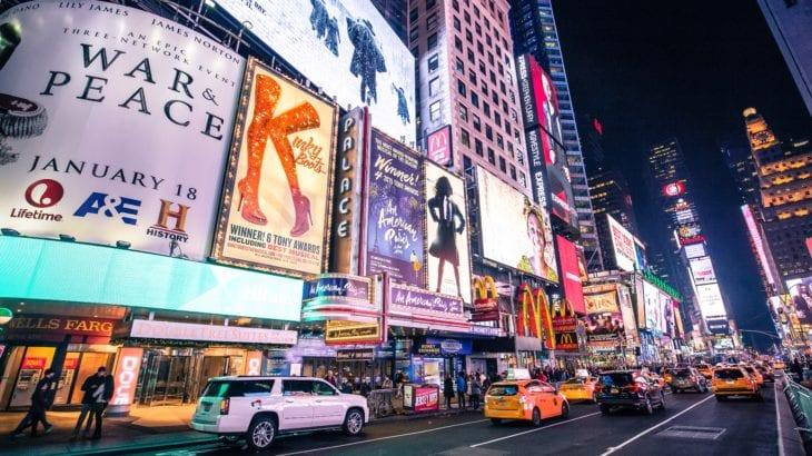ニューヨークでお得にブロードウェイ♪ 絶対観たいショー5選