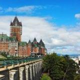 カナダのケベックシティにあるお城に宿泊!豪華ホテルを体験