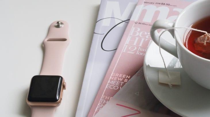 Apple Watchの可愛いバンド&カバー11選!女性に人気のアイテム豊富