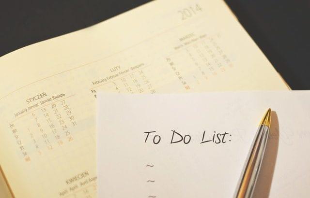長期旅行の準備チェックリスト完全版!事前確認10個のポイント