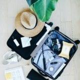 多くなりがちな女子旅の荷物を上手に減らす10個のポイント