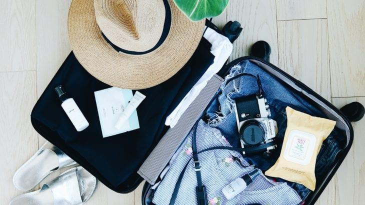 旅行の荷物を上手に減らす10のポイント 簡単なコツでスマート女子旅
