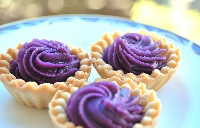 ハロウィンにぴったり!紫芋で作る可愛いごちそうレシピ16選