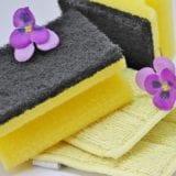 食器スポンジの清潔な使い方♪4つの素材別特長とおすすめ5選