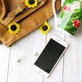 手帳型iPhoneケースを手作り♪レベル別DIY実例13選