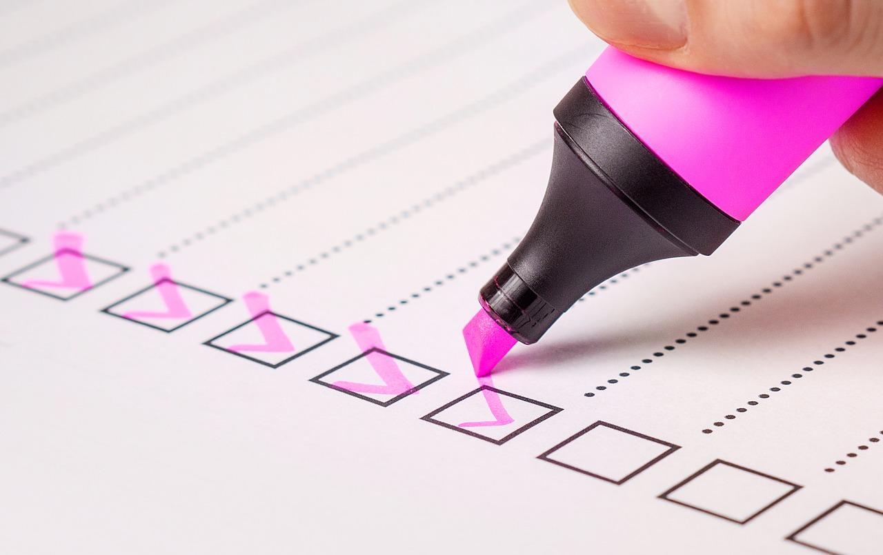 大掃除はチェックリストを用意!上手に進めるコツとアプリ情報
