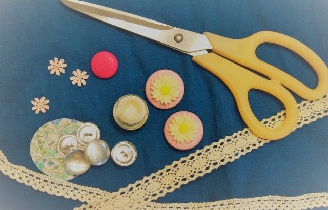 くるみボタンのアレンジアイデア&刺繍初心者に人気のキット15選!