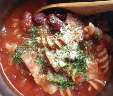 スープジャーお弁当レシピ20選|スープも麺もおすすめのホットな料理