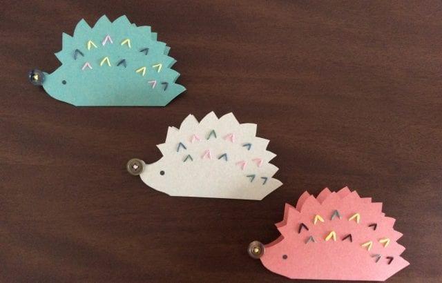 紙刺繍の簡単なやり方とコツ♪おすすめ本&キットやデザイン6選