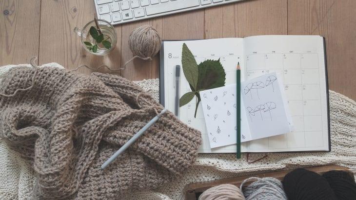 初心者におすすめ!かぎ針編み基本4つの編み方と簡単小物8選