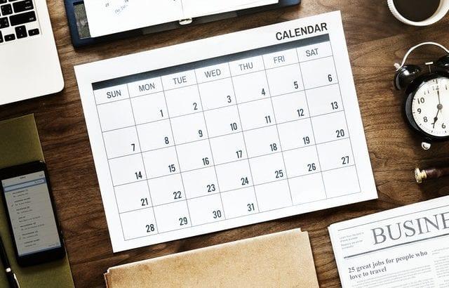 2019年版スケジュール帳がおしゃれ!おすすめ手帳&アプリ12選