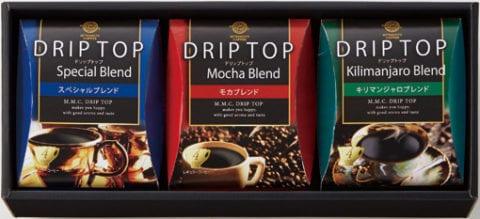 ミツモト「ドリップトップコーヒーセット」