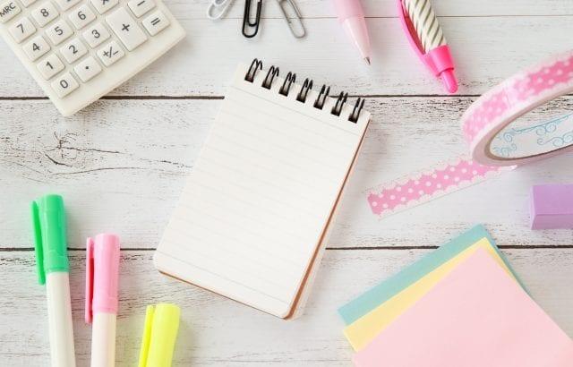セリアの可愛いおすすめ文房具17選!メモ帳やペンなど商品一覧