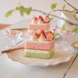 ひな祭りのおすすめケーキ・スイーツ12選♪限定スイーツでお祝いを