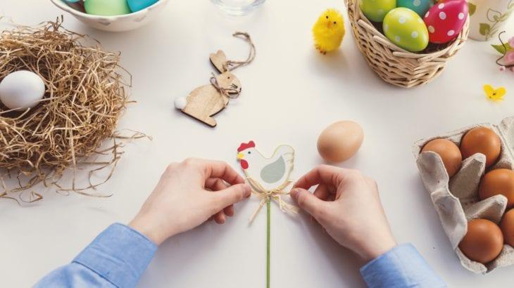 2019年イースターを楽しもう!簡単DIY&料理レシピ9選