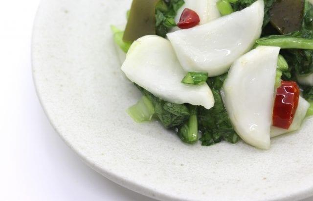 旬のかぶを使ったスープ・サラダレシピ20選♪栄養も抜群な冬の万能食材