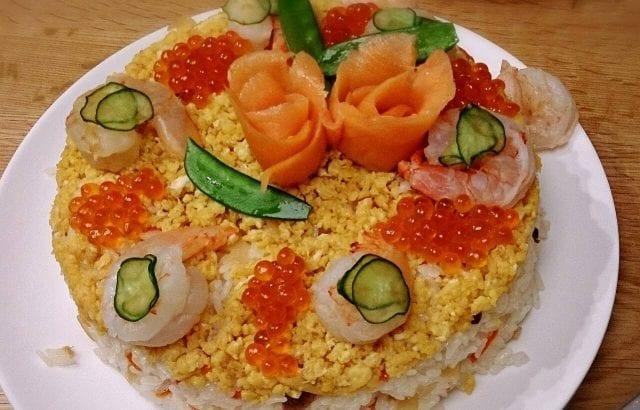 寿司ケーキでお祝いしよう!おすすめ通販&手作りレシピ13選