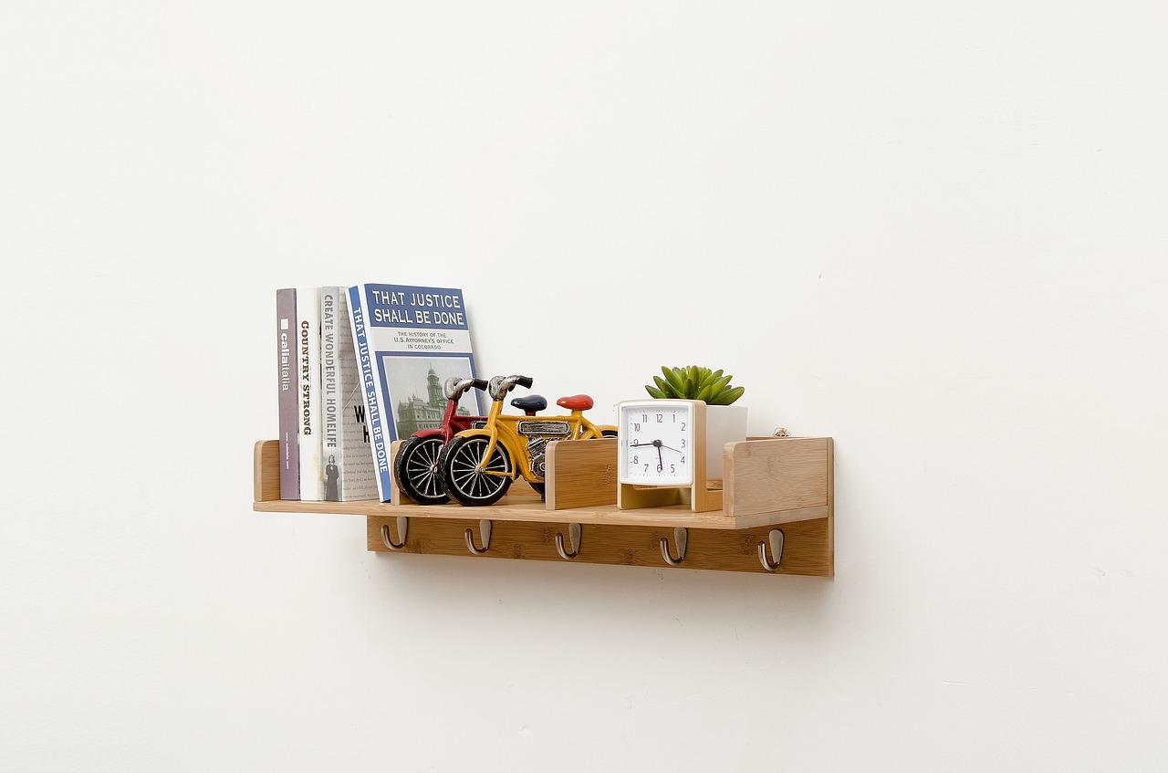 本棚を自分好みにDIY|作り方動画&おしゃれな本棚18選