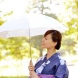 日傘で紫外線対策!上手な選び方とおしゃれで可愛いおすすめ13選
