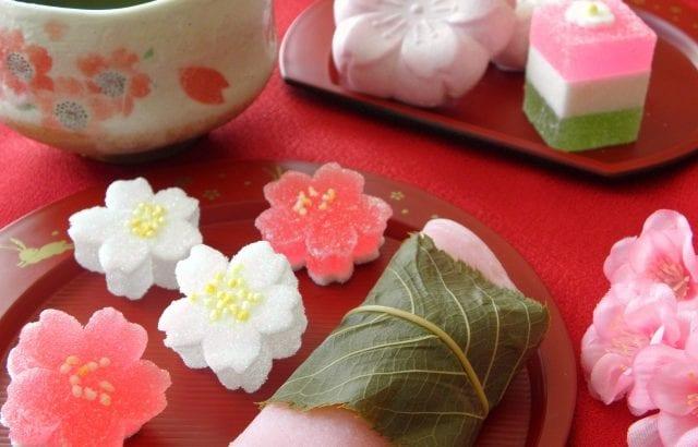 桜スイーツで春を先取り♪おすすめ通販商品&手作りレシピ20選