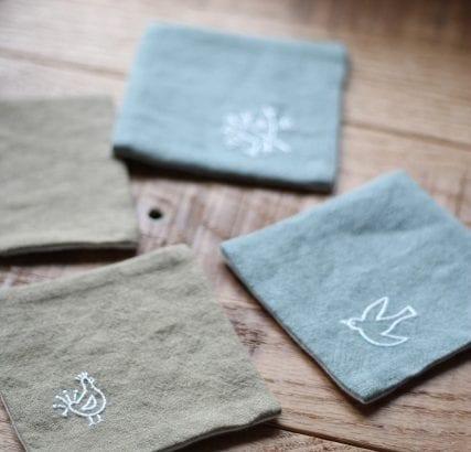 通販手芸キットや100均アイテムで簡単刺繍!おすすめ商品14選