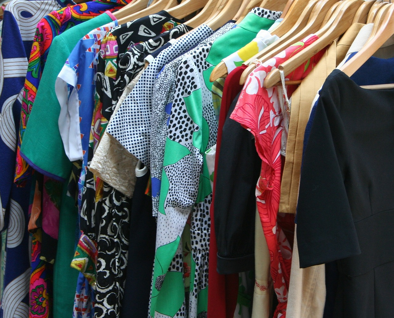 古着を高く売るための5つのコツとおすすめ通販サイト10選