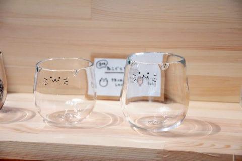 ハンドメイドグラス