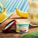 ハーゲンダッツ「バナナ&マスカルポーネ」の画像
