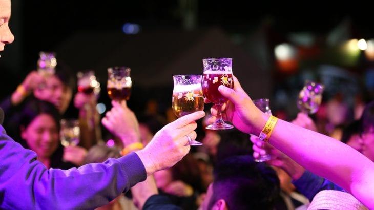 ベルギービールウィークエンド2019の画像