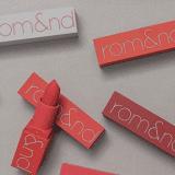 ロムアンド(rom&nd)のリップまとめ♡ティント・マットの人気色は?
