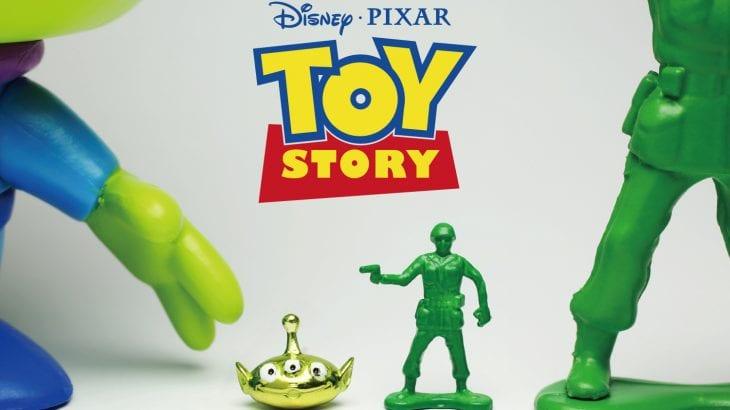 『トイ・ストーリー4』公開記念!「リトル・グリーン・メン」「グリーンアーミーメン」がアクセサリーに