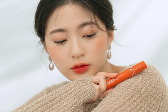 ロムアンド(rom&nd)のリップ色別まとめ♡オレンジ系カラー編