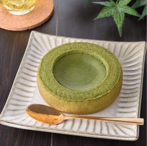 FM cheesecake matcha