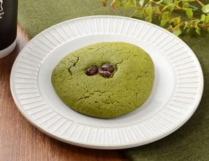 LW soft cookie matcha