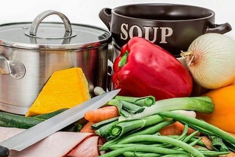 つわり中におすすめ!栄養満点なスープ5選