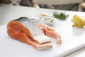 鮭 fish