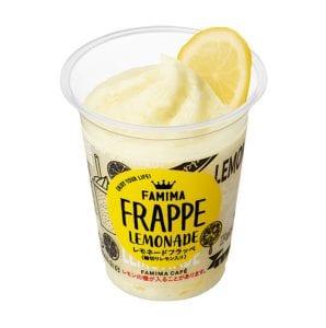 FM Lemonade frappe
