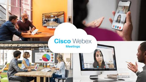 Cisco Webex Meetings|世界シェア43%の実績を誇る