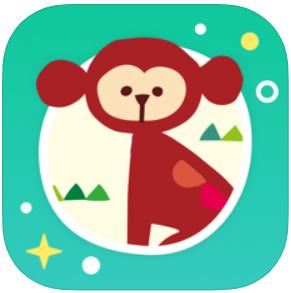 0歳から使える「ゆびつむぎ - タッチ絵遊びアプリ」