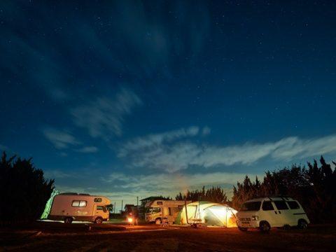 手ぶらで行ける茨城県のおすすめキャンプ場3選