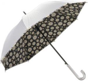 リーベン UV晴雨兼用ジャンプ傘/花柄