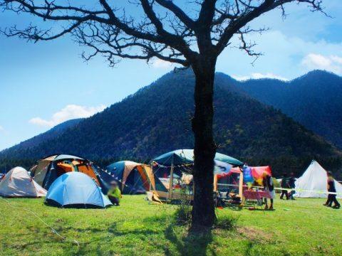 手ぶらで気軽に行ける関東のキャンプ場で楽しい時間を!