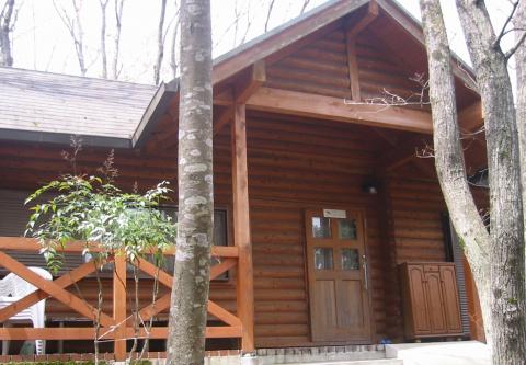 丹波悠遊の森 |初心者も安心な空調完備のバンガロー有り