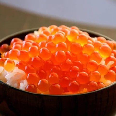 3位:北海道白糠町 いくら醤油漬(鮭卵) 【500g(250g×2)】